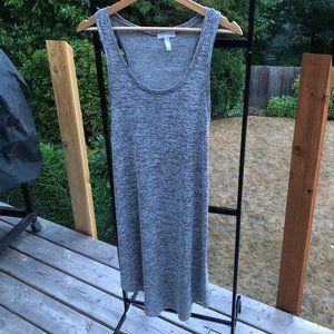 🆕Leith heather grey tank top dress